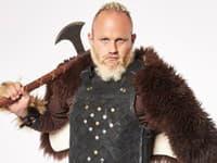 Zdeněk Valent je na Farme známy aj ako Viking.