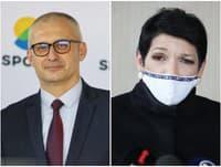 Miroslav Kollár a Irena Bihariová