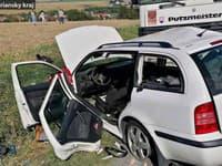 Nehoda v Nitrianskom kraji