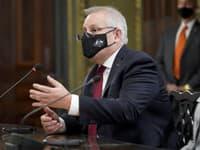 Austrálsky premiér Scott Morrison