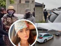 Zuzanu Strausz Plačkovú a jej manžela odviedla polícia.