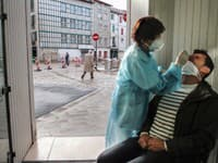 Testovanie na koronavírus vo Francúzsku