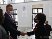 Boris Kollár na návšteve v Poľsku