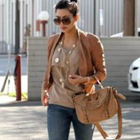 Kim Kardashian je opäť štíhlejšia - nohy má takmer ako modelka