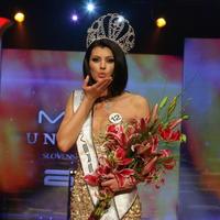 Miss Universe Dagmar Kolesárová.