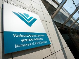Budova riaditeľstva Všeobecnej zdravotnej