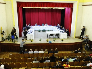 Zasadnutie Súdnej rady SR