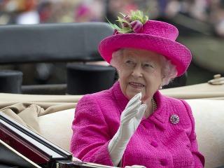 Kráľovná Alžbeta II.