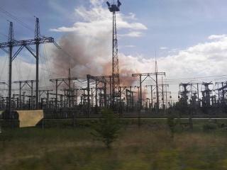 Požiar vypukol na veľmi nevhodnom mieste.
