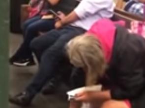 VIDEO Konanie ženy na