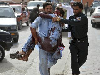 Afganistan po krvavom útoku