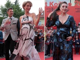 Zuzana Kanócz ukázala tehotenské bruško, Zuzana Mauréry vyrazila dych svojím sexi výzorom.