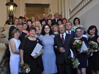 Ministerka školstva, Martina Lubyová