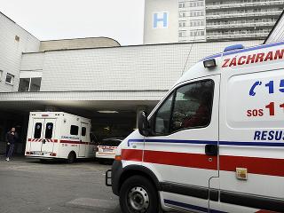 Ružinovská nemocnica v Bratislave
