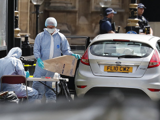 Útok v Londýne