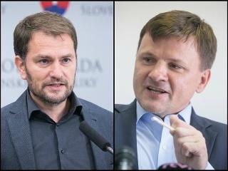 Igor Matovič a Alojz