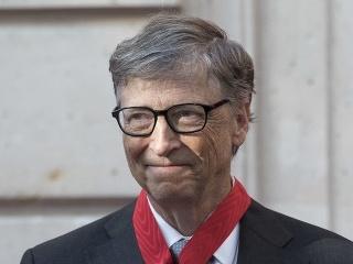 Bill Gates prezradil, aká