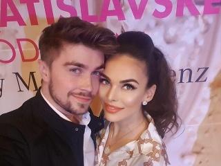 Zaľúbenci Soňa Štefková a Dárius Koči