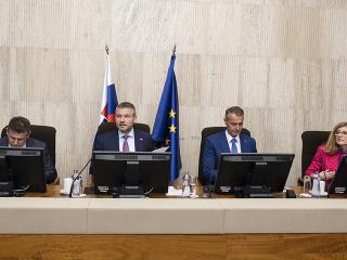 Rokovanie 158. schôdze vlády