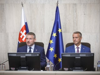 Peter Pellegrini, Richard Raši