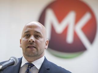 Predseda strany SMK József