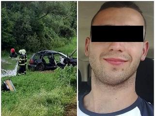 Dopravná nehoda pri obci