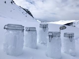 Mikroplasty na Arktíde