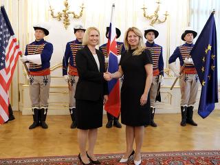 Zuzana Čaputová prijala novú