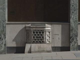 V krypte je ukrytý londýnsky kameň