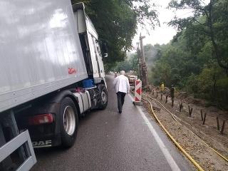 Poľský kamionista ignoroval značky