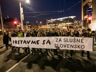 Za slušné Slovensko opäť