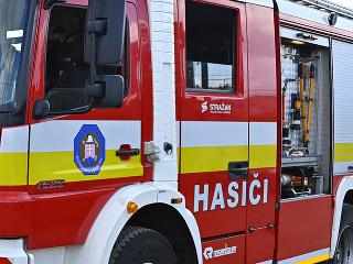 Zrážka áut v bratislavskom