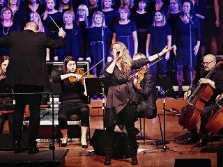 Príďte sa pozrieť na podujatie Bratislava spieva gospel