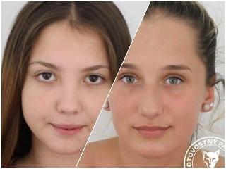 Dve dievčatá vo veku