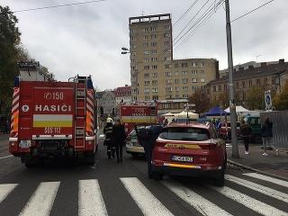 AKTUÁLNE V Bratislave horí