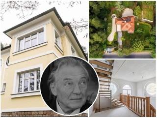 Vila, ktorá patrila Karlovi Gottovi, je na predaj za závratnú sumu.