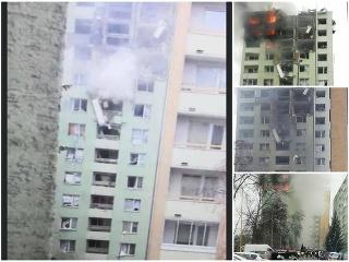 MIMORIADNY ONLINE Prešovom otriasol