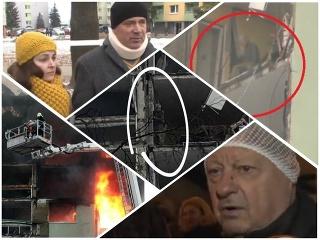 Prešovom otriasla explózia.