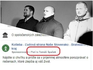 Stretnutie ĽSNS v Petržalke