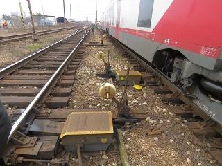 Tragédia na železnici.