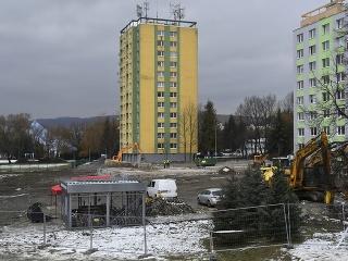 Bytovka v Prešove.