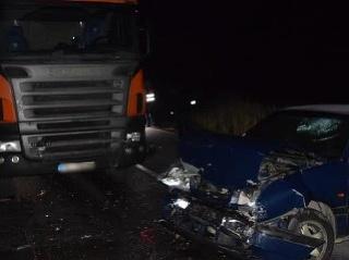 Smrteľná dopravná nehoda pri