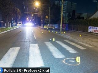 Pri nehode v Prešove
