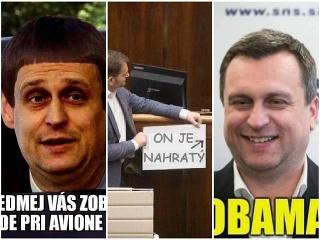 Po zverejnení Dankovho telefonátu