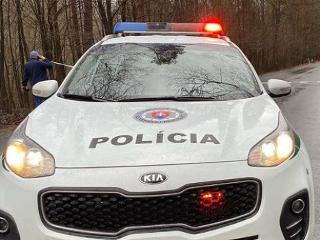 Polícia vypátrala dvoch tínedžerov,