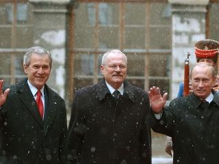 Prezidenti USA a Ruska