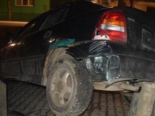 Dopravná nehoda v Revúcej