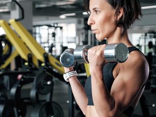 Silový tréning prospieva vašim
