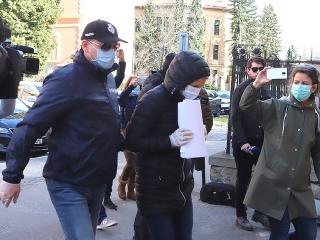 Zadržaná sudkyňa Miriam Repáková