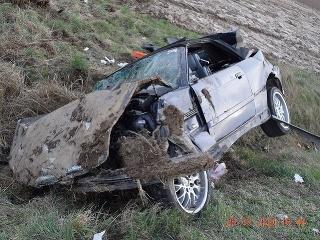 Nehoda Pinciná